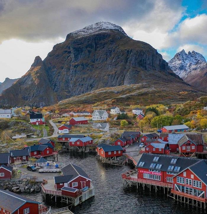 Làng Å - Quần đảo Lofoten