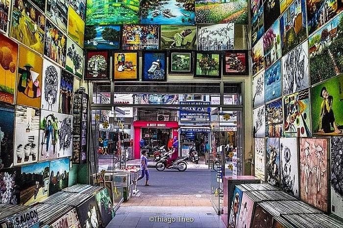Art Vietnam Gallery - không gian nghệ thuật ở Hà Nội đẹp độc lạ