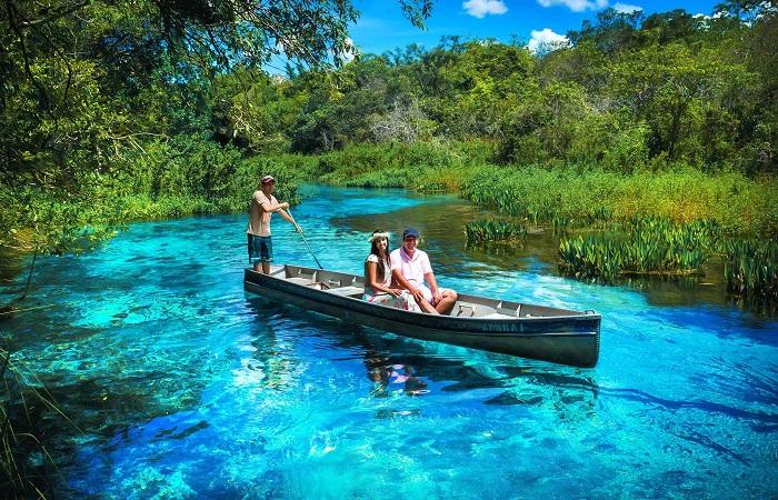 Vùng Bonito - Du lịch Pantanal