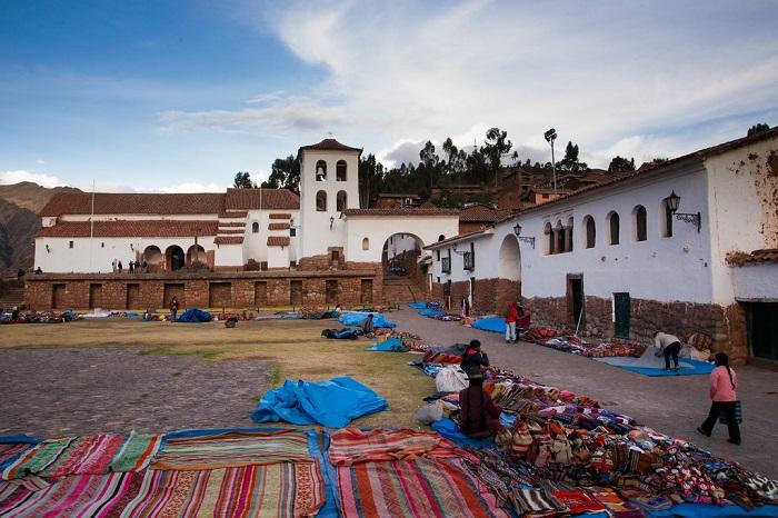 Thị trấn Chinchero - Thung lũng thiêng Peru