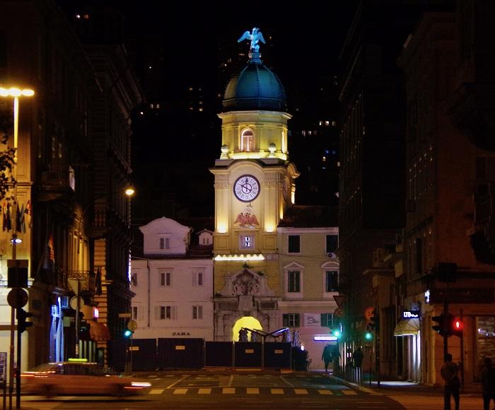Tháp thành phố  - điểm đến ở Rijeka