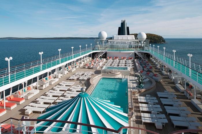 Du thuyền Crystal - Du thuyền sang trọng nhất thế giới