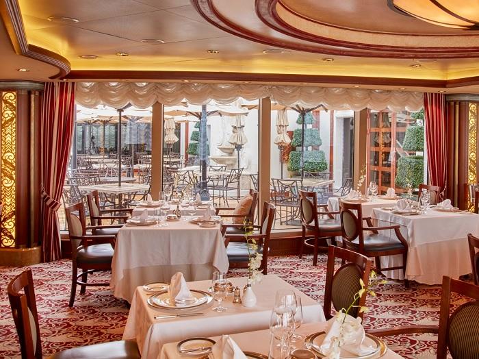Du thuyền Cunard - Du thuyền sang trọng nhất thế giới