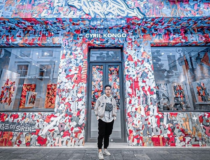 Cyril Kongo Vietnam Gallery - không gian nghệ thuật ở Hà Nội đẹp không góc chết