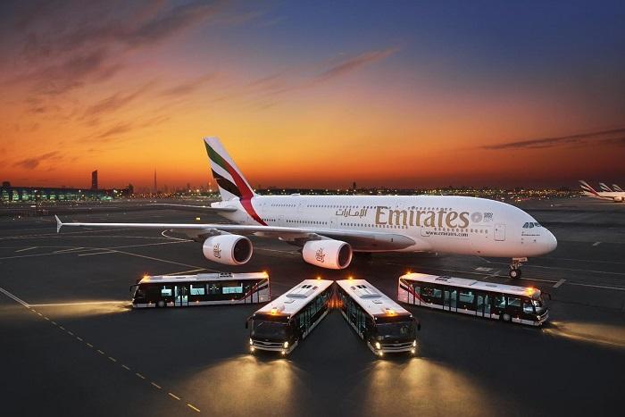 Hàng không Emirates  - Kinh nghiệm du lịch Trung Đông