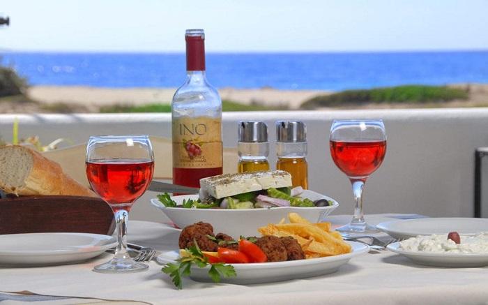 Du lịch đảo Naxos