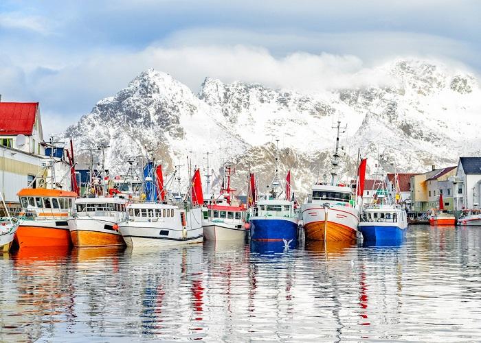 Đây là nơi tuyệt vời để có những bức ảnh tuyệt đẹp - Quần đảo Lofoten