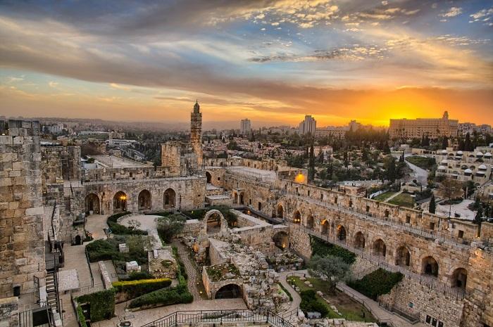 Thành cổ Jerusalem - Kinh nghiệm du lịch Trung Đông