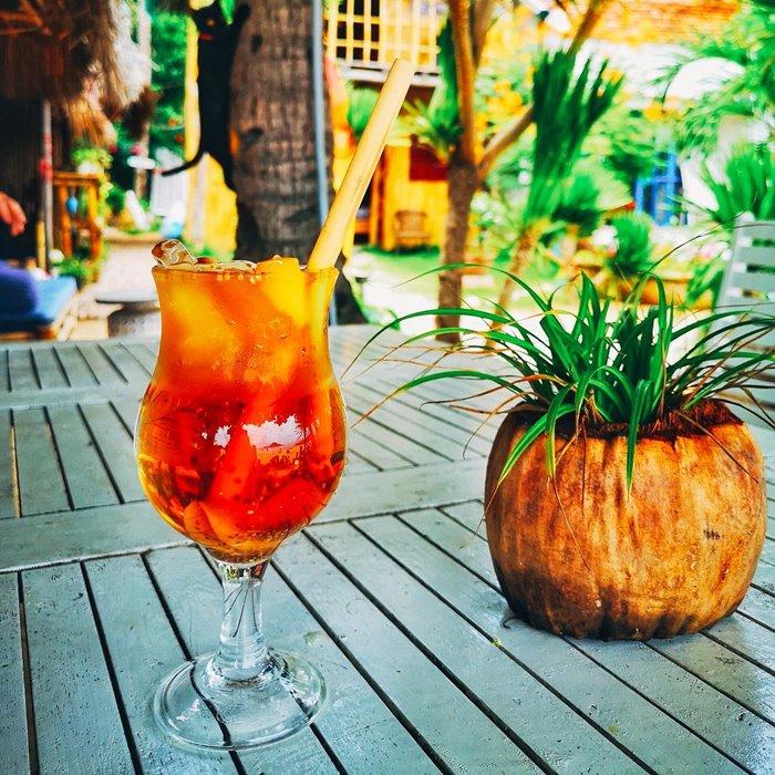 Life's A Beach Motel & Café quán cafe view đẹp ở Quy Nhơn