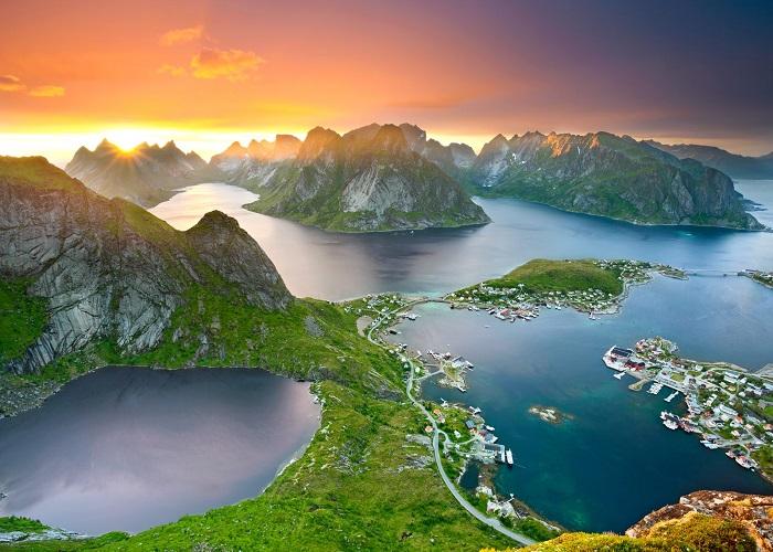 Quần đảo Lofoten của Na Uy - quần đảo Lofoten