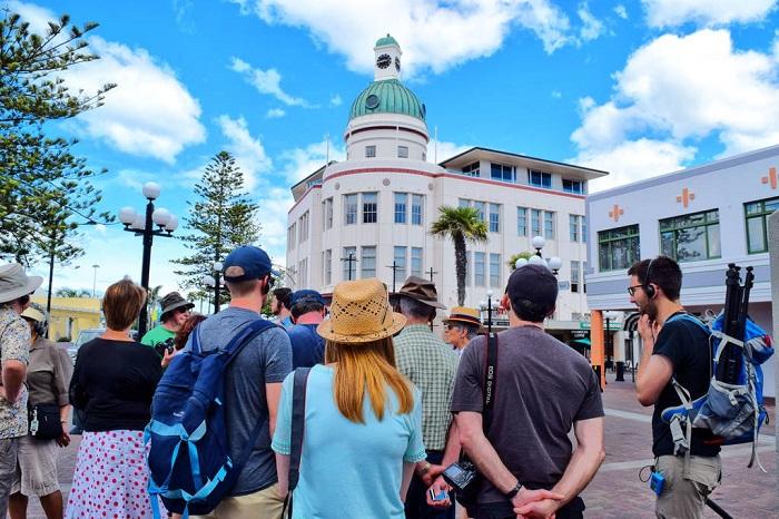 Một tour tham quan thị trấn và tìm hiểu lịch sử văn hóa - Du lịch Napier
