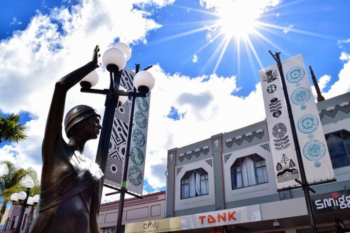 Nghệ thuật Art Deco có ở khắp nơi - Du lịch Napier
