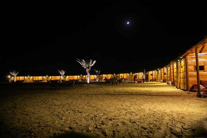 Khu cắm trại Bedouin glamping - Trải nghiệm cắm trại Ả Rập