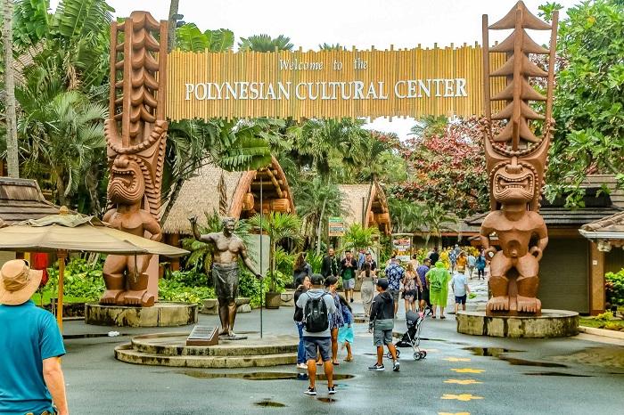 Trung tâm văn hóa Polynesia ở Hawaii - Văn hóa Polynesia