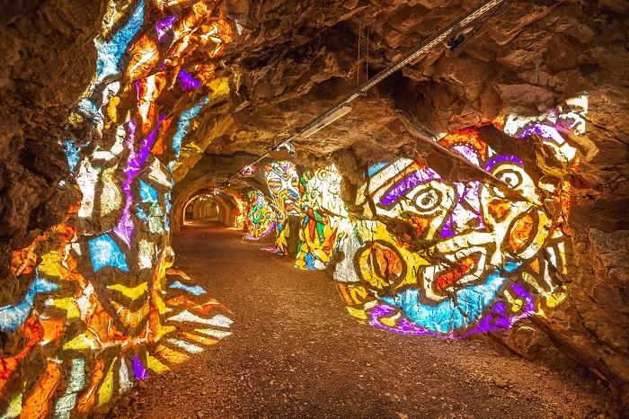 Đường hầm sông - điểm đến ở Rijeka