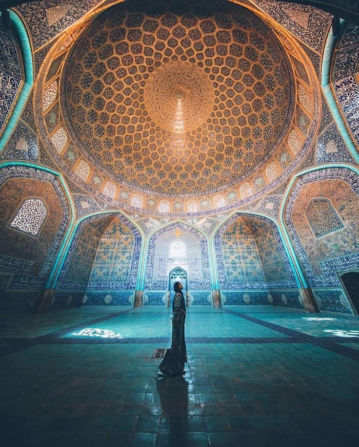 Nhà thờ Isfahan - Kinh nghiệm du lịch Trung Đông