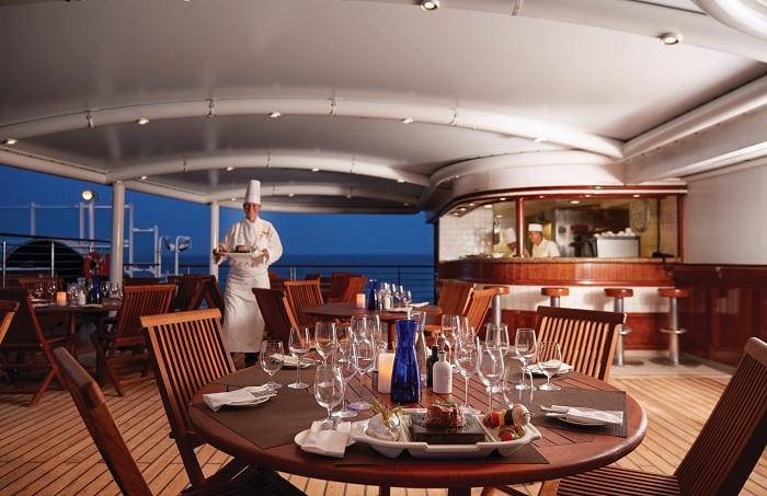 Silversea - Du thuyền sang trọng nhất thế giới