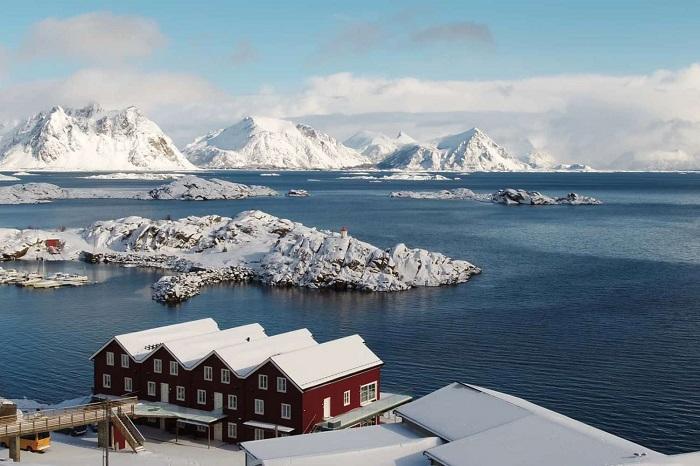 Stamsund - Quần đảo Lofoten