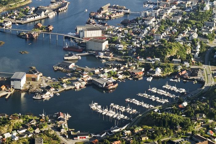 Thành phố Svolvær - Quần đảo Lofoten