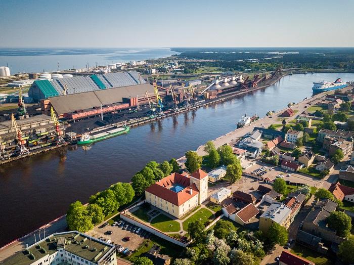 Thành phố Ventspils - Kinh nghiệm du lịch Latvia