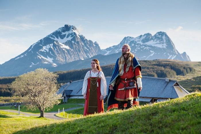 Bảo tàng Viking Lofotr - Quần đảo Lofoten