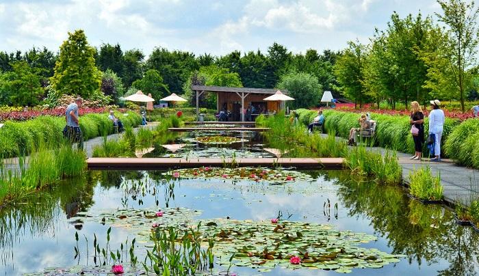 Vườn Appeltern - Du lịch Nijmegen