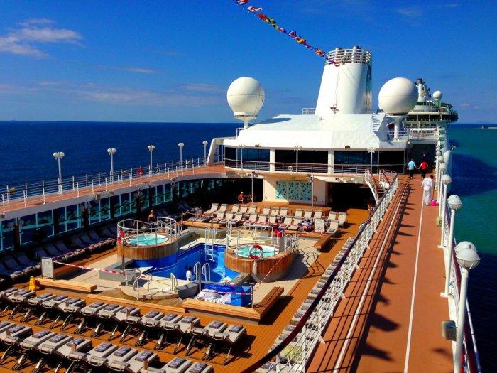 Azamara Club Cruises - Du thuyền sang trọng nhất thế giới