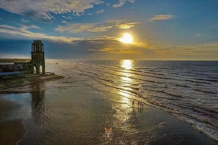 biển Hải Lý - bãi biển đẹp ở miền Bắc không nên bỏ lỡ