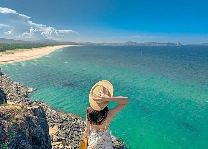 Bãi Rạng Đà Nẵng - vẻ đẹp đại dương hoang sơ đốn tim du khách