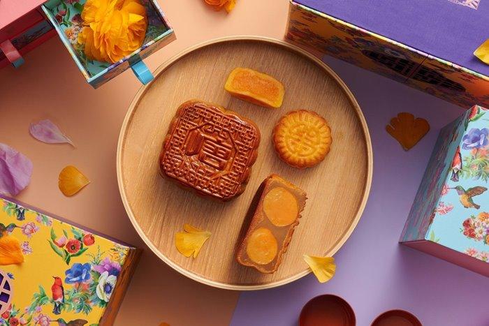Bánh trung thu món ăn mùa thu trên thế giới