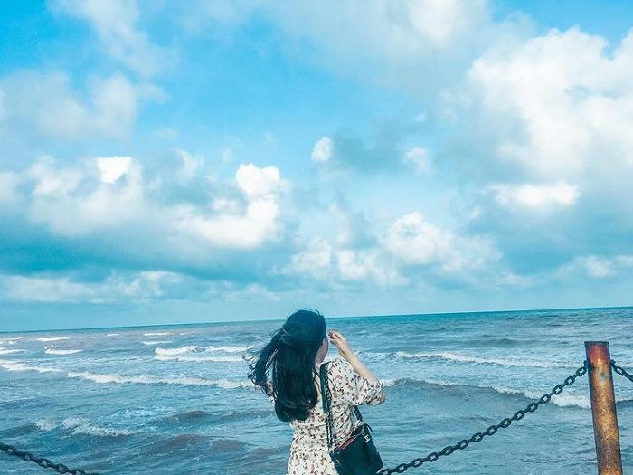 biển Quất Lâm - bãi biển đẹp ở Nam Định