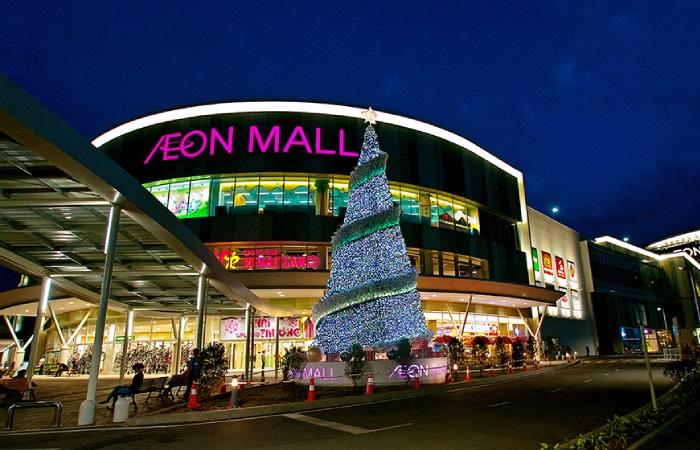 Bình Dương có gì chơi về đêm?- Aeon Mall Bình Dương