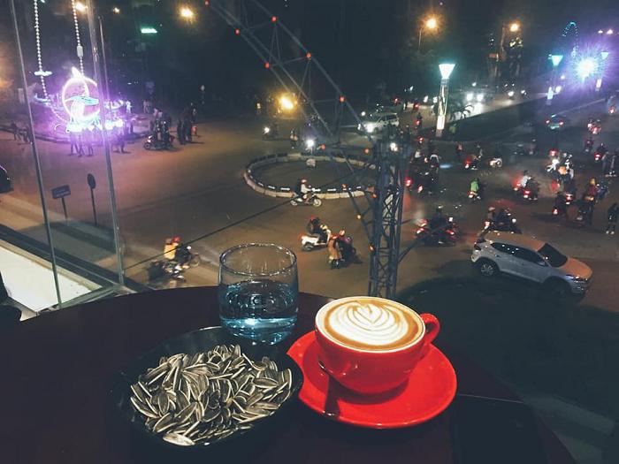 Bình Dương có gì chơi về đêm?- Cafe Ngàn Sao