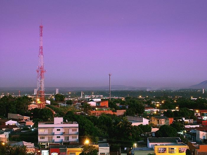 Thành phố Cuiabá - Du lịch Pantanal