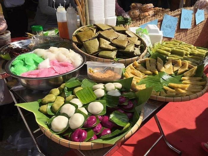 Các lễ hội ở Cần Thơ - Lễ hội bánh dân gian Nam Bộ