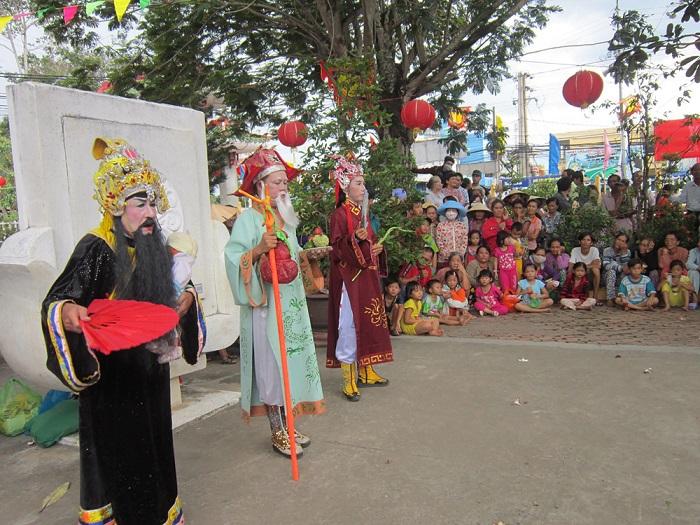 Các lễ hội ở Cần Thơ - Lễ hội cúng đình Bình Thủy