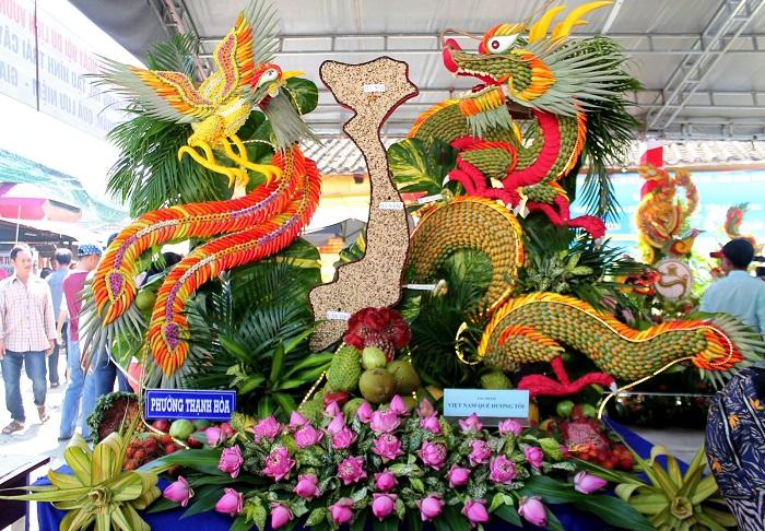 Các lễ hội ở Cần Thơ  - Lễ hội trái cây Tân Lộc