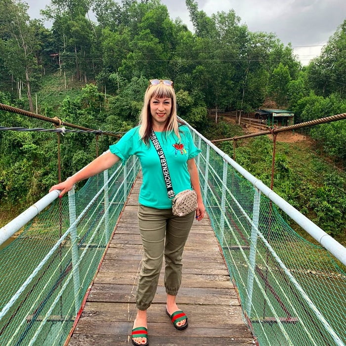 Move to Nhan Tam eco-area