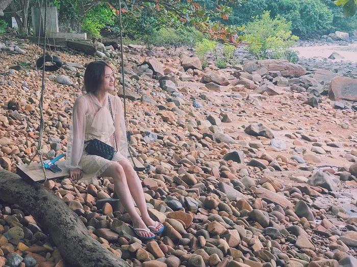 Ma Thien Lanh Bridge Con Dao - Ong Dung beach