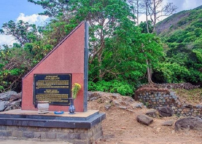 Cầu Ma Thiên Lãnh Côn Đảo - di tích lịch sử nổi tiếng thu hút du khách tham quan