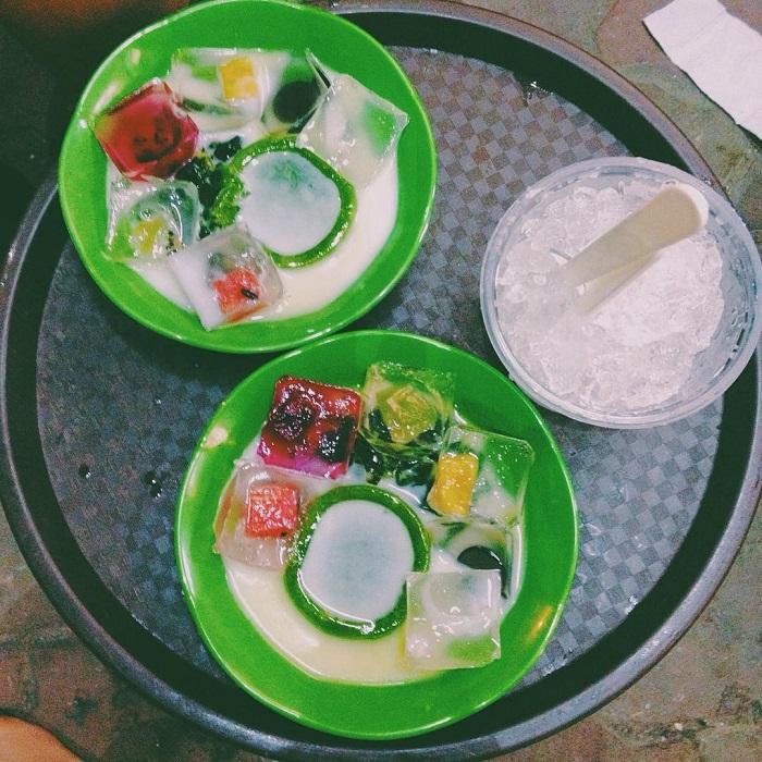 Quán chè Đắng Chợ Gạo - Quán chè ngon ở Hà Nội