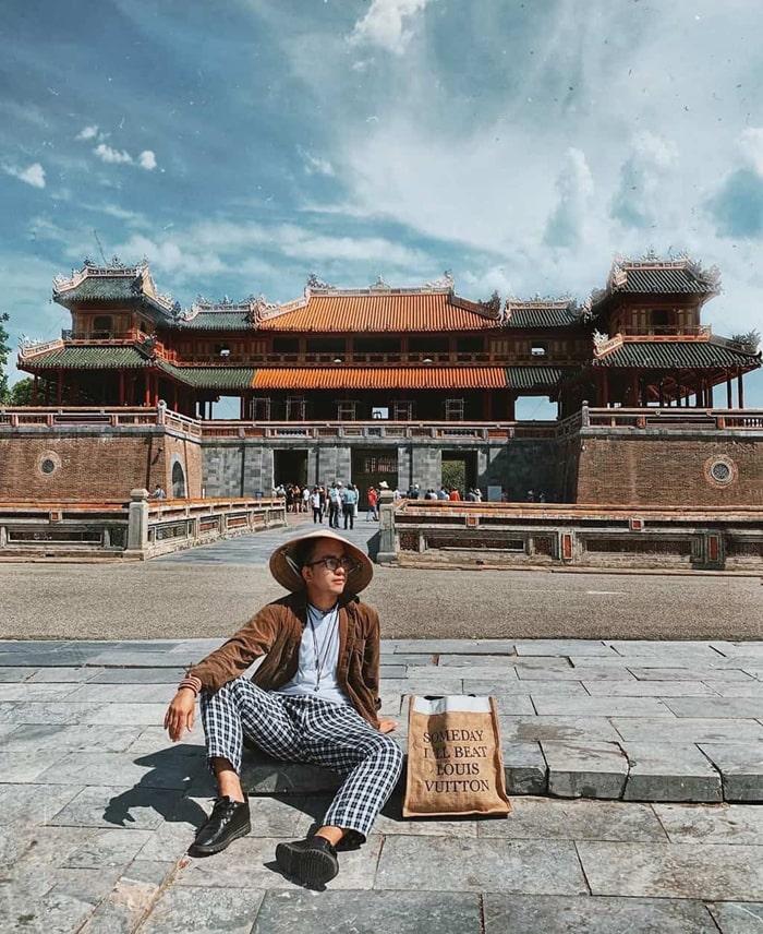 Tháng 10 nên du lịch ở đâu đẹp - Check in Đại Nội