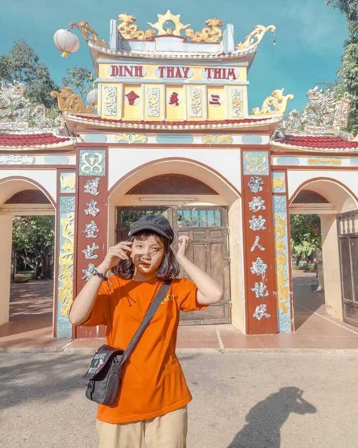 Đôi nét về Dinh Thầy Thím Bình Thuận