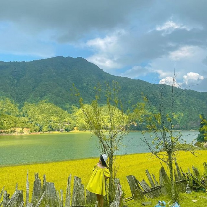 Đôi nét về hồ Séo Mý Tỷ Sapa