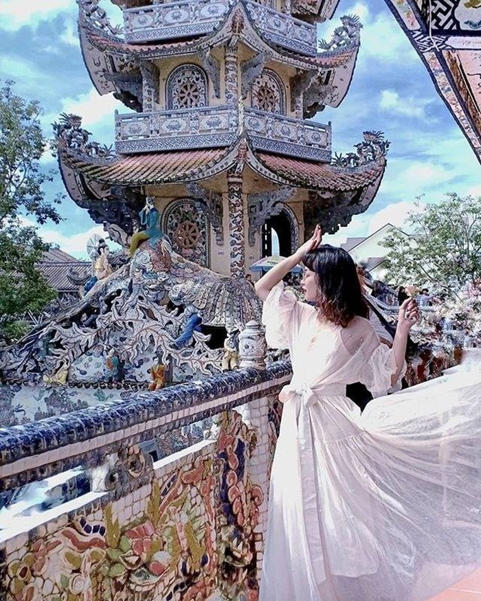 Những ngôi chùa ở Đà Lạt