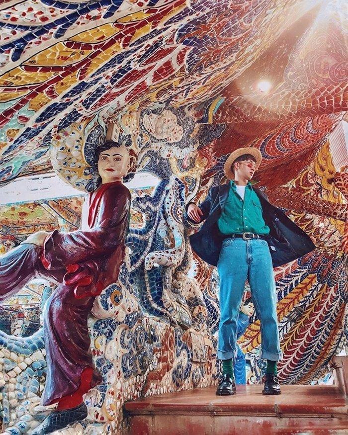 Chùa Linh Phước ngôi chùa ở Đà Lạt đẹp