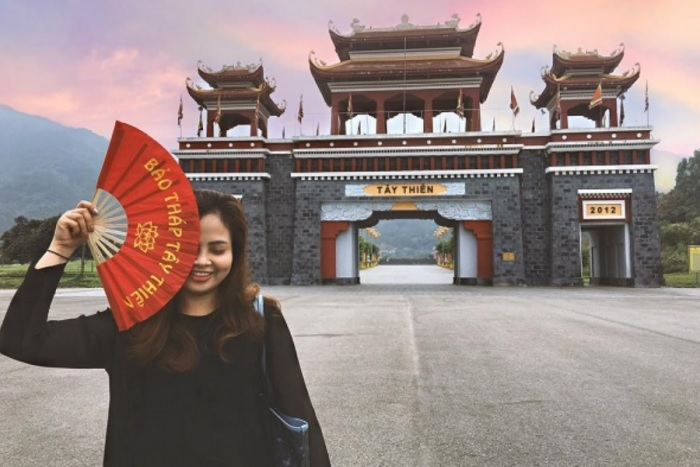 chùa Tây Thiên - ngôi chùa ở Vĩnh Phúc nổi tiếng