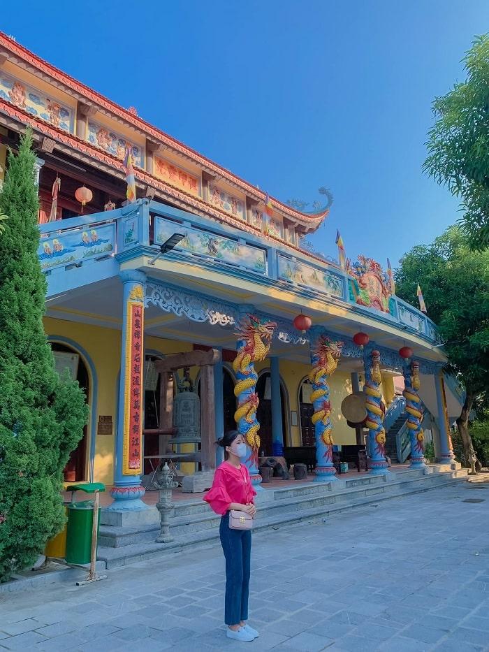 chùa Tích Sơn - ngôi chùa ở Vĩnh Phúc nên ghé thăm