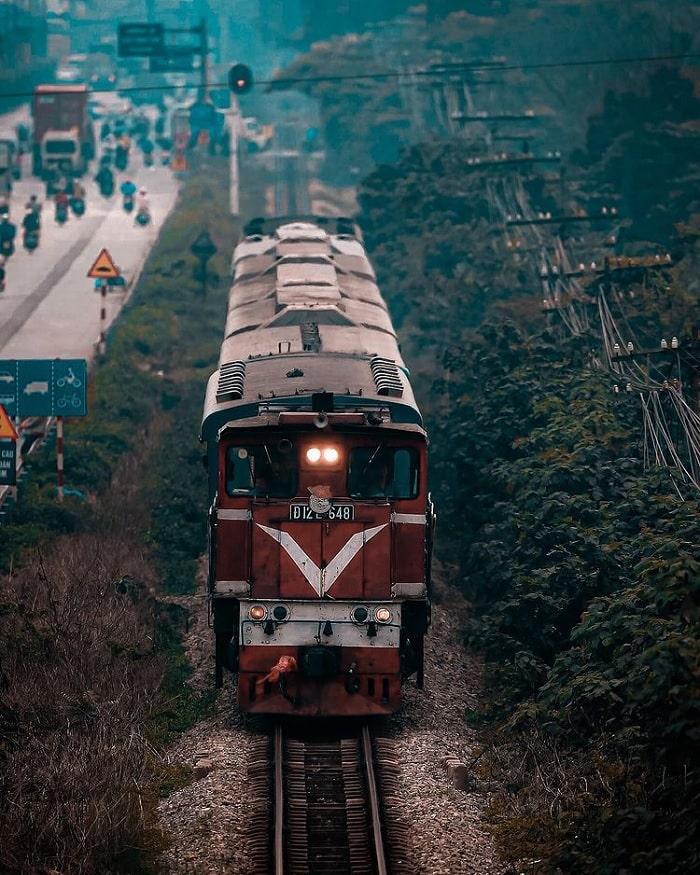 Có nên đi du lịch bằng tàu hỏa hay không? - có, vì an toàn