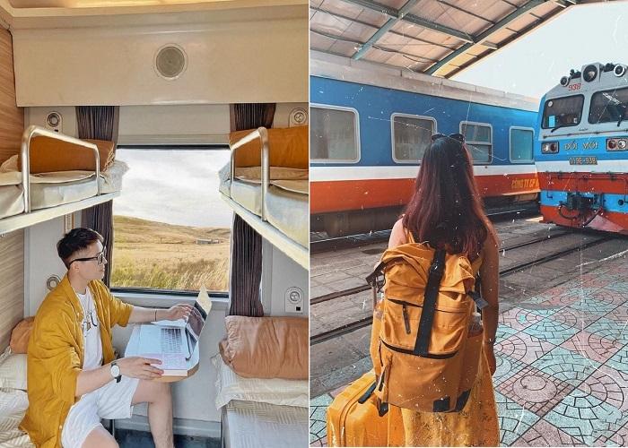 Có nên đi du lịch bằng tàu hỏa hay không?